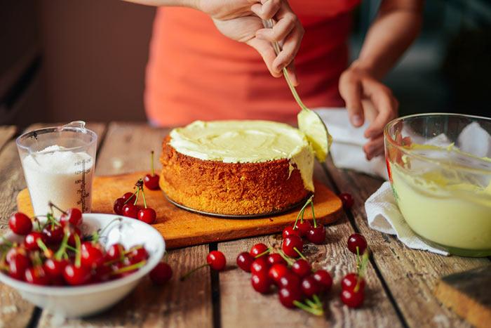 aprende a preparar rellenos de tartas