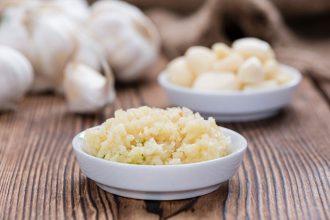usos del ajo en cocina
