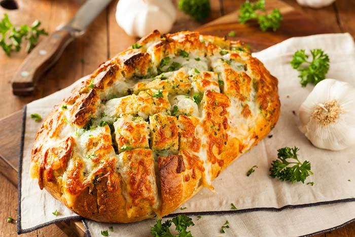 pull apart bread definición