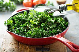 recetas para cocinar el kale