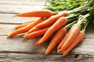 formas de preparar las zanahorias