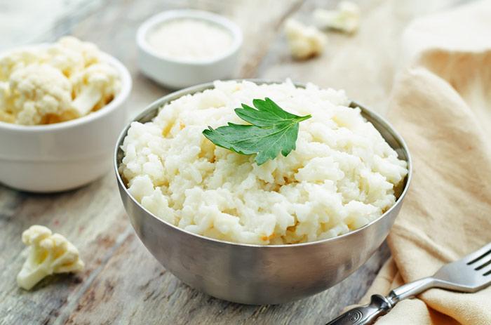 arroz de coliflor que es