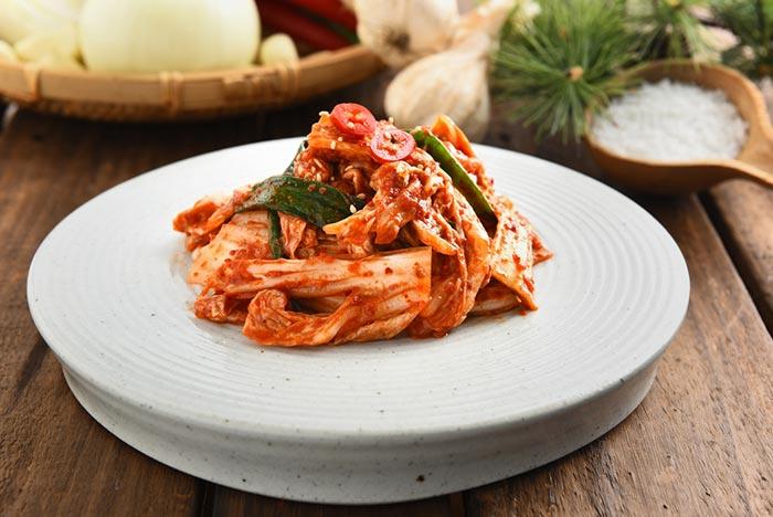 kimchi que es