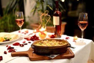 cena romantica prepara estas recetas