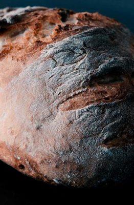 receta pan masa madre y doble fermentacion