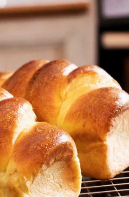 receta para hacer pan con panificadora