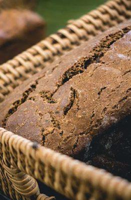 receta pan de quinoa