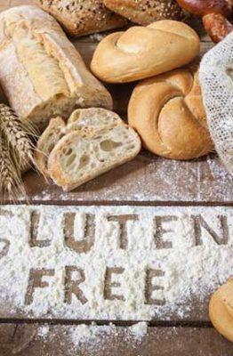 receta para hacer pan sin gluten