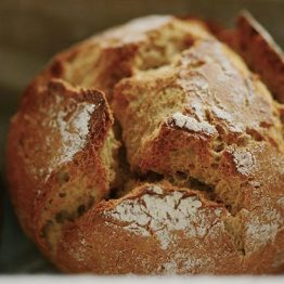 receta para hacer pan de centeno integral en casa