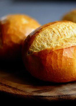 receta molletes pan