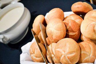 receta de pan aleman