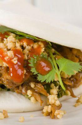 receta pan bao