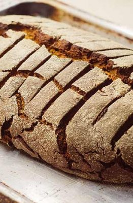 receta pan batard integral