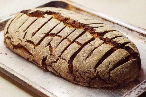 receta pan batard integral