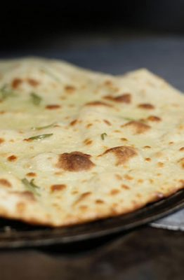 receta pan chapati casero