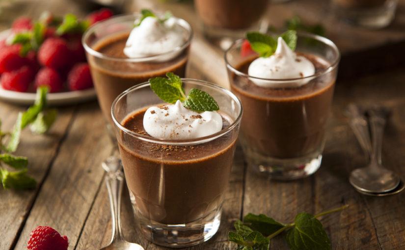 ¿Cómo elaborar una mousse de café y chocolate?